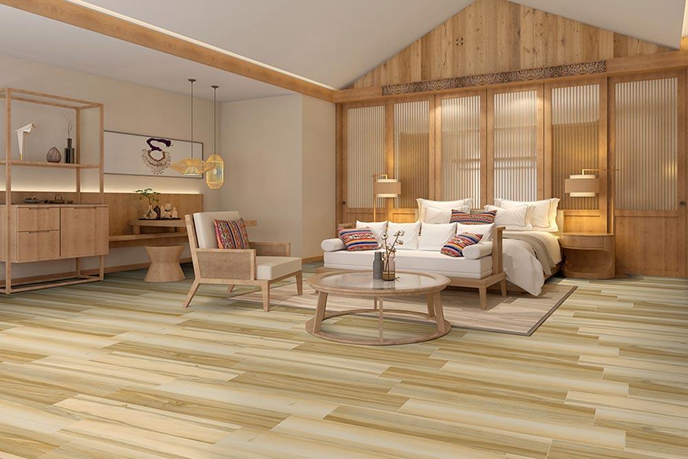 Tile Flooring Wood Look Houston Granite Guy